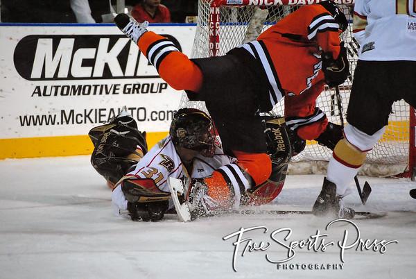 Rush vs Komets (12/02/2011)