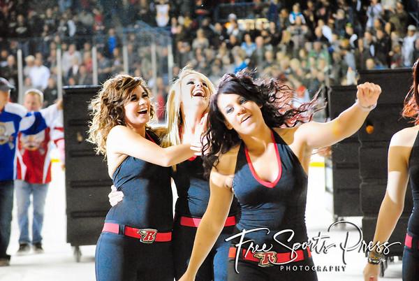 Rush vs Sundogs (12/10/2011)