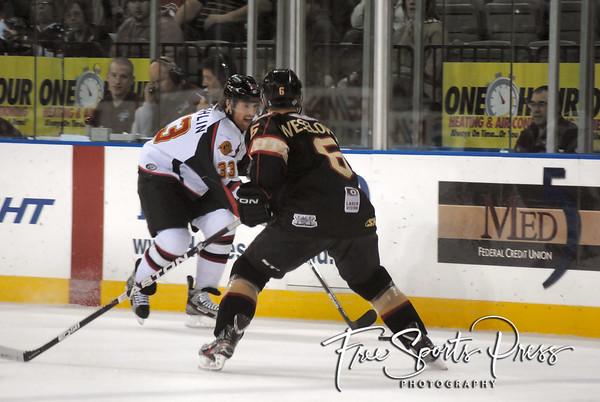Rush vs Blaze (03/19/2012)