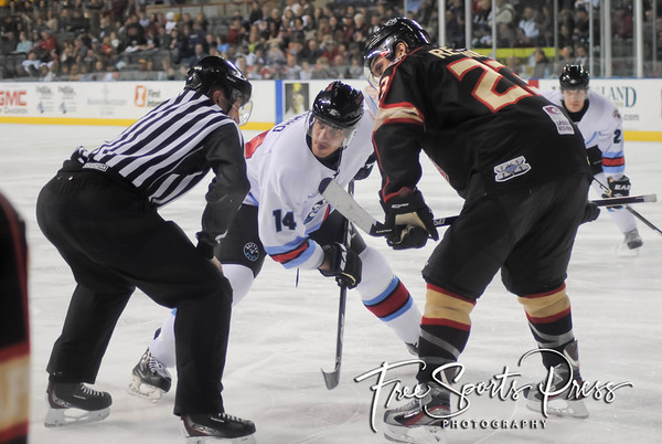 Rush vs Gems (01/20/2012)