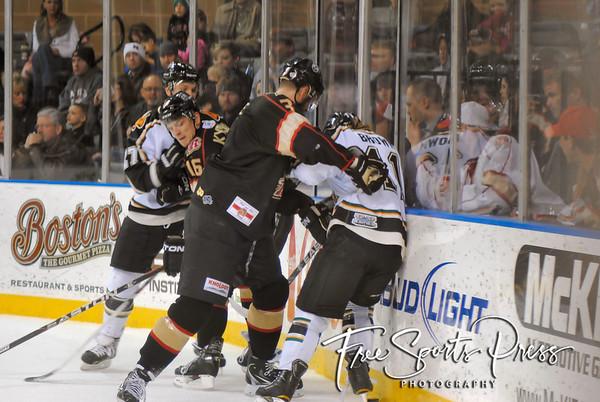 Rush vs Mallards (02/24/2012)