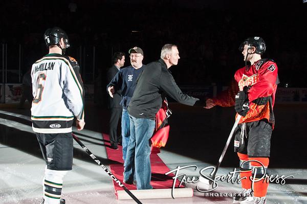 Rush vs Mallards (12/14/2012)