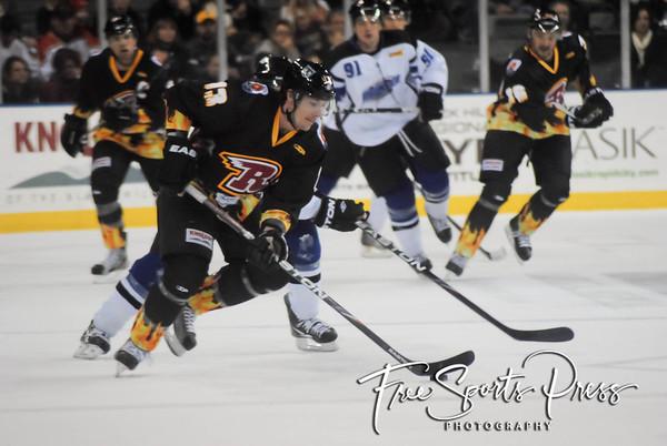 Rush vs Thunder (01/14/2012)