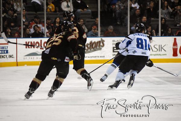 Rush vs Thunder (03/10/2012)