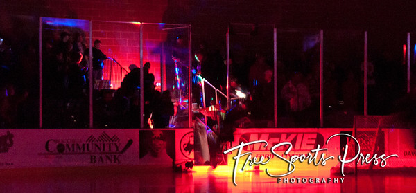 Rush vs Cutthroats (01/18/2014)
