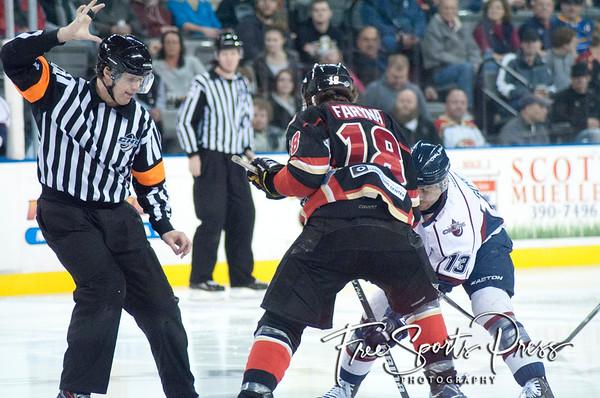 Rush vs Oilers (02/12/2014)
