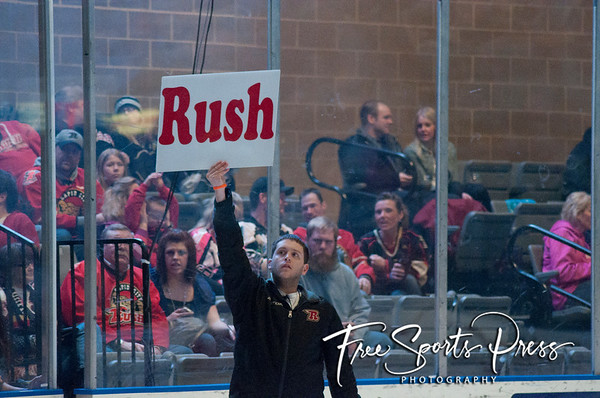 Rush vs Thunder (01/25/2014)