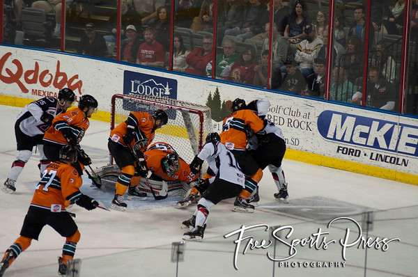 Rush vs Mallards (04/29/2015)