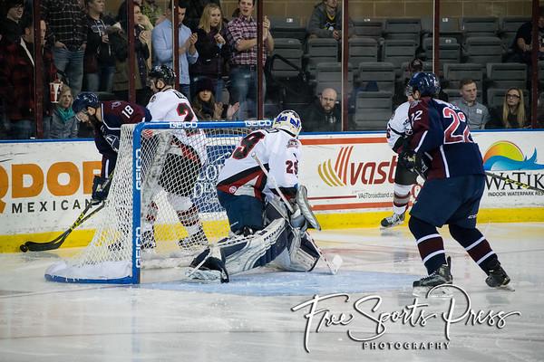 Rush vs Oilers (12/31/2015)