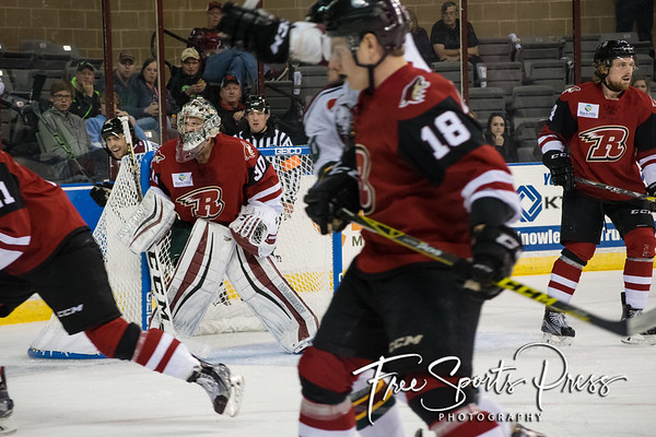 Rush vs Mallards (10/21/2016)