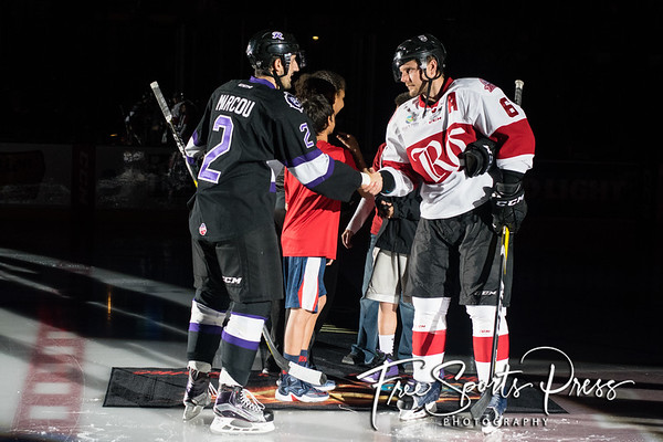 Rush vs Royals (11/04/2016)