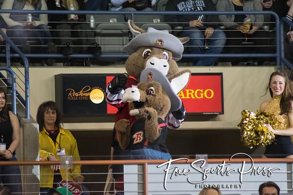 Rush vs Grizzlies (03/31/2017)