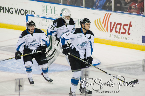 Rush vs Steelheads (12/28/2018)
