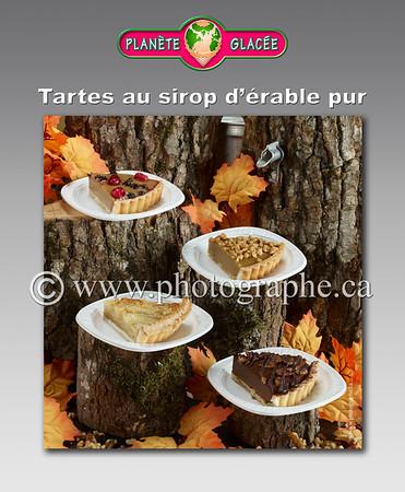 Tartes_sirop_érable_pur