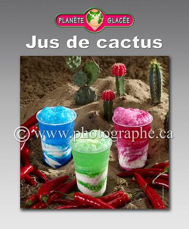 Jus de cactus