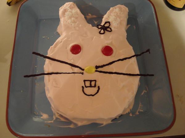 Easter Cake 2007.