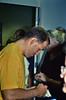 Shane Kelly signing autographs - Superdrome Night