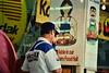 Peter Brock Rundle Mall South Australia circa 1990