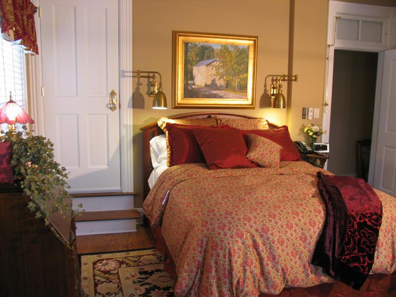 Hunterdon Room.