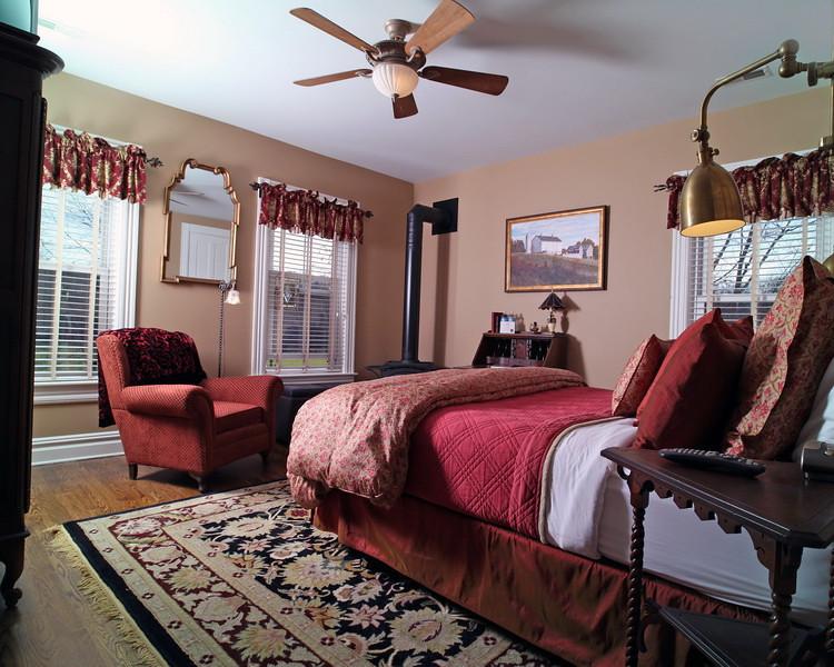 The Hunterdon room.