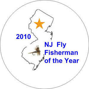 NJ Fly Fisherman of the Year 2010