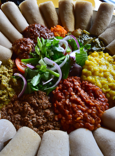 Ras Kassas Ethiopian Restaurant