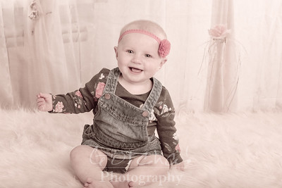 Everly Dixon 6 month