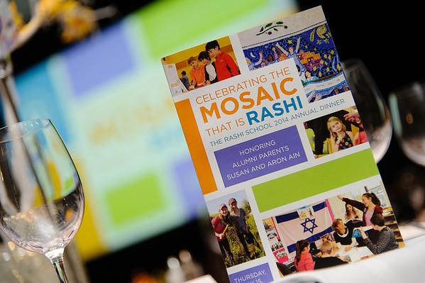 RASHI051514 MOSAIC DINNER