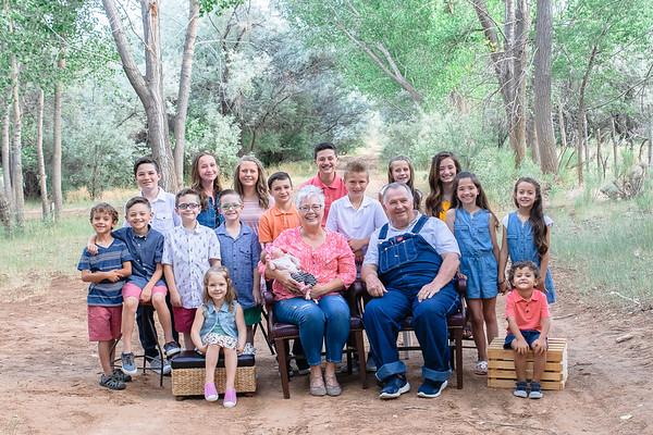 Rasmussen Families