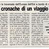 Giornale dell'Umbria<br /> RITORNO