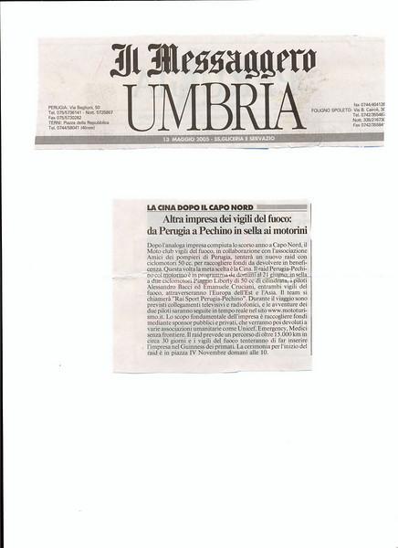 Il Messaggero<br /> PARTENZA