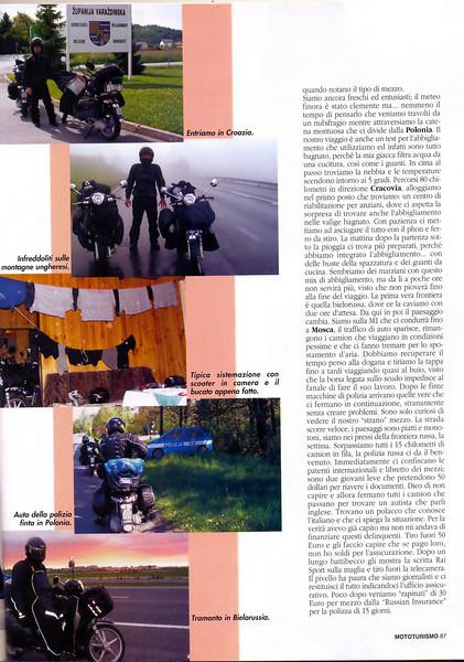 Mototurismo<br /> 2