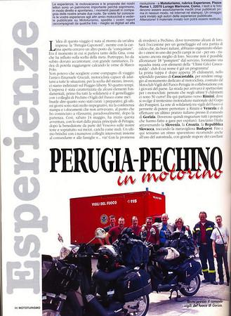 Perugia Pechino