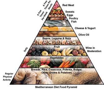 If you are viewing this in the keywords gallery, click the link below and visit the gallery to view embedded YouTube videos with examples of how to feed pet rats medicine foods. This is the human Mediterranean Diet Food Pyramid. This is not a formal rat diet, but suggestions for food types. RATS SHOULD NOT DRINK ALCOHOL.