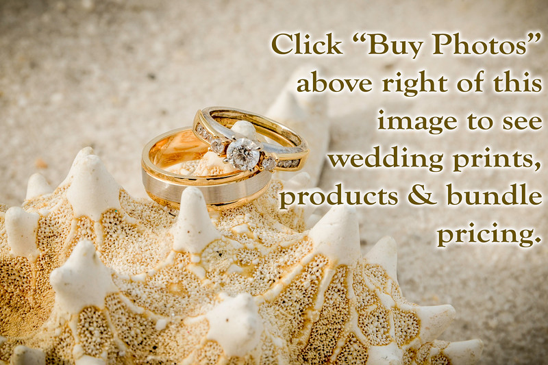 "CLICK ""buy"" above this image to see all your highest quality, professional and affordable wedding prints, products, photo package options and pricing!"