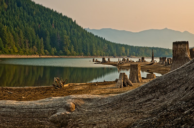 Summer at Rattlesnake Lake, WA