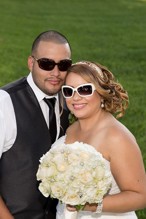 Raul & Thrawlynne's Wedding