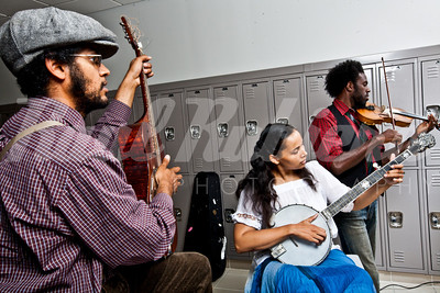 The Carolina Chocolate Drops