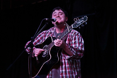 """Ethan Hanson at the first Annual """"FEED Fest for Keep A Breast"""" at the Rock Shop on Friday, October 21st, 2011."""