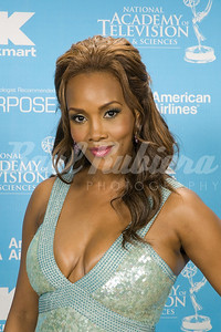 Presenter Vivica A. Fox at the 34th Annual Daytime Entertainment Emmy Awards