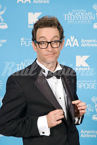 Presenter Tom Kenny at the 2007 Daytime Creative Arts and Entertainment EMMY Awards
