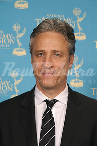 Jon Stewart at The 28th Annual Emmy Awards for News & Documentary.