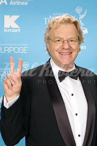 Presenter Jerry Springer at the 34th Annual Daytime Entertainment Emmy Awards