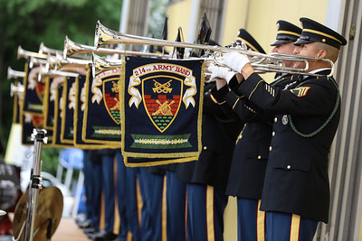 """The Fayetteville Symphony Orchestra and the Army Ground Forces Band of Ft. Bragg present their second annual free """"Symphonic Salute to the U.S. Armed Forces"""" concert at Festival Park in Fayetteville, NC on Sunday, March 25th, 2014. Symphony_&_Armed_Forces_0119.JPG"""