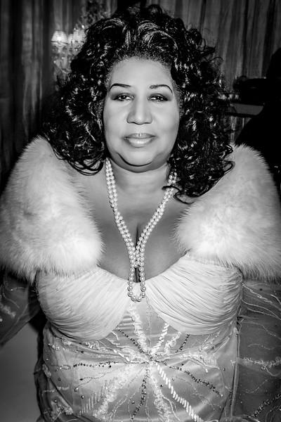 Aretha Franklin ©2007 Raul F. Rubiera