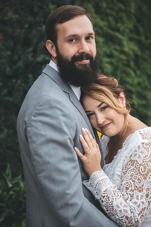 Tiffany and Elliott Smith celebrate their wedding day on Saturday, October 26, 2019 at Studio 215. ©2019 Raul F. Rubiera