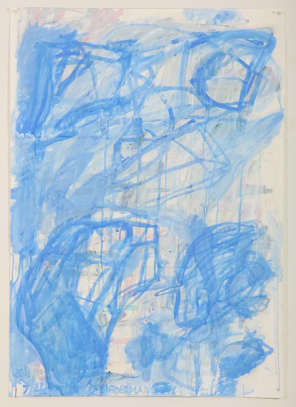 19_Biederman-Blue Moon_Casein-on-paper_39in27in