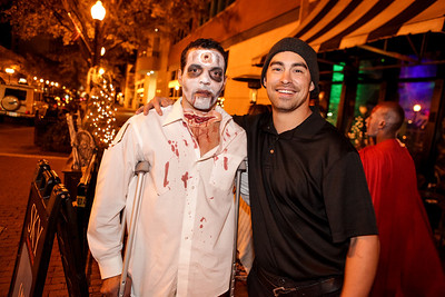Sky Lounge at Pierro's celebrates with a Halloween party on Saturday October 27th, 2012.  IMG_9676.JPG