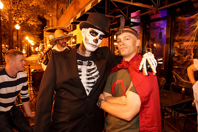 Sky Lounge at Pierro's celebrates with a Halloween party on Saturday October 27th, 2012.  IMG_9577.JPG
