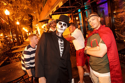 Sky Lounge at Pierro's celebrates with a Halloween party on Saturday October 27th, 2012.  IMG_9576.JPG